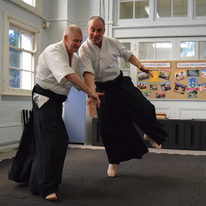 Aikido self defence camperdown