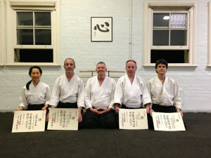 aikido in sydney instructors