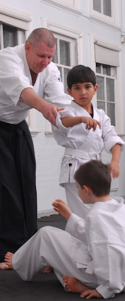 Aikido Kids Teens Sydney City