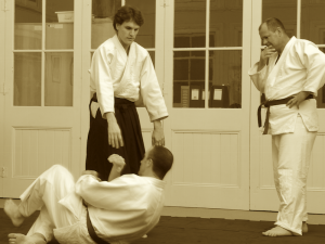 aikido training sydney