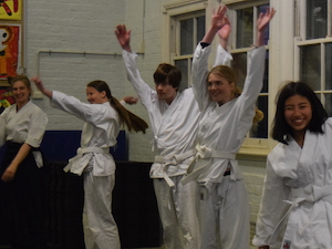 Aikido for children and young people: it's great fun and they learn skills along the way