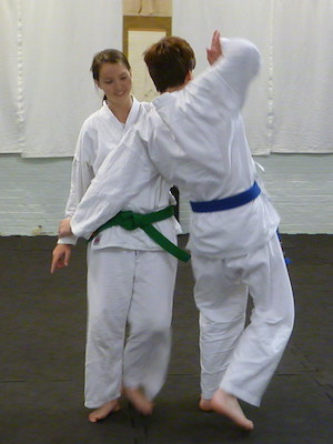 Aiki Kids and Teens Grading T1 2019